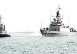 Pak, Saudi joint Naval exercises begin