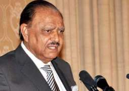 People of Indian Occupied Kashmir never have nor will accept Indian occupation: President Mamnoon Hussain