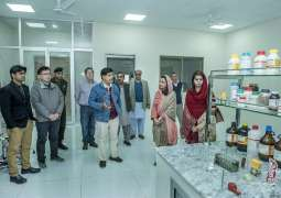 Various delegations visited University of Veterinary and Animal Sciences Ravi Campus Pattoki