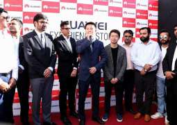 HUAWEI Inaugurates its Largest Experience Store in Pakistan Yet