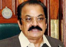 Rana Sanaullah Khan criticises KP Police for delayed arrest in Asma murder case