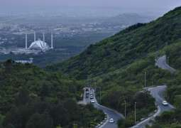 Islamabad natural beauty attracts foreign, local tourists