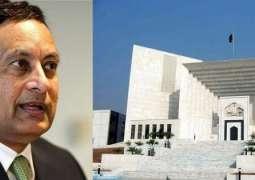 Memogate case: SC summons officials for Husain Haqqani's repatriation