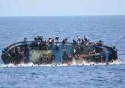 لیبیا: سمندر وچ ڈُبن والی کشتی وچوں بچ جان والے 28پاکستانی اغوا ہوگئے