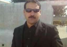 رکن خیبرپختونخوا اسمبلی گوہر نواز خان مسلم لیگ (ن) وچ رلتی ہو گئے