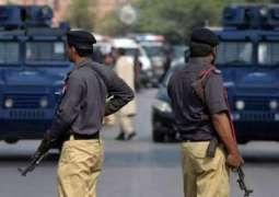 پاکستان وچ دہشت گردی دا خطرہ
