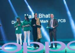 OPPO reinforces lead position by becoming Pakistan Super League's official smartphone partner