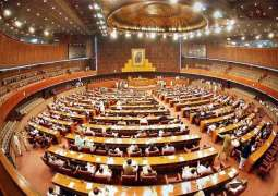 PTI submits resolution against police encounters in NA