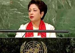 UN Military Observer Group in India, Pakistan must be expanded: Maleeha Lodhi