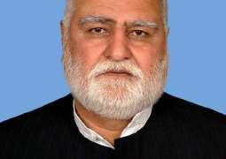 Grateful to PM Abbasi for approve of Rs715m for Bannu Airport: Akram Khan Durrani