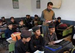 Trilater agreement for provision of solar energy to primary schools KP signed