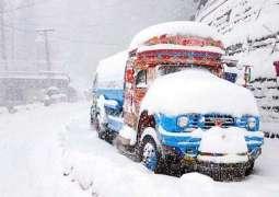 Murree roads re-open after heavy snow