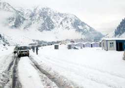 Rawalpindi Administration striving to clear snow-stricken areas