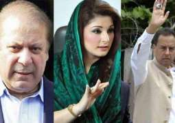 NAB urges Interior Ministry to place Nawaz, Maryam, Safdar names on ECL
