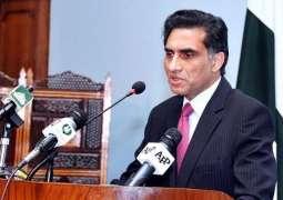 پاکستان اتے امریکا کوں دہشتگردی دے خلاف رل تے کم کرنڑاچاہیدے، اعزاز احمد چوہدری