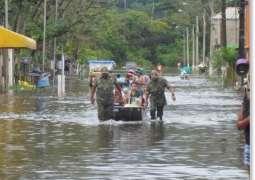 Four reported killed in Rio de Janeiro flooding