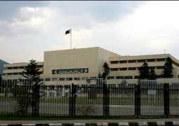 Five reports of Standing Committees presented in Senate