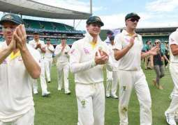 Australians arrive for South Africa series