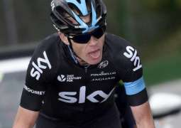 Froome to line up at Tirreno-Adriatico in March - Team Sky