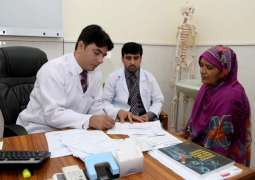 Health week to be observed from February 19 to 24 in faisalabad: Deputy Commissioner Salman Ghani