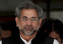 Prime Minister Shahid Khaqan Abbasi to launch National Health Program in Hafizabad today