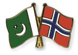 Ahsan Iqbal seeks Norwegian support for Pakistan in Financial Action Task Force (FATF) meeting