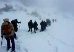 National Snow Hiking and Trekking begins in Nathiagali