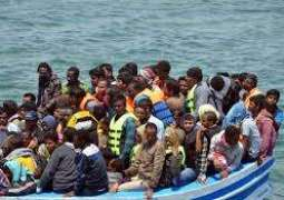 Tunisia coastguard rescues 48 migrants from sinking boat