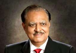 President Mamnoon Hussain lauds doctors role in treatment of heart diseases