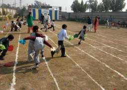 Annual sports gala held in The Play School Islamabad