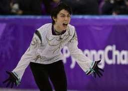 Yuzuru Hanyu makes history as snowboarder pulls off Olympic ski shock