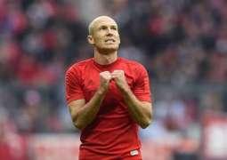 Arjen Robben won't retire if Bayern don't extend stay