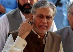 Ishaq Dar gets green signal from ECP to contest Senate elections