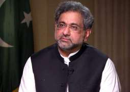 PM Shahid Khaqan Abbasi vows not to allow rigging in Senate election