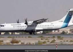 66 feared dead as plane crashes in Iran mountains