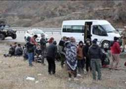 Over 900 migrants detained on Turkish borders