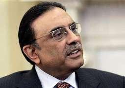 Resolutions against Asif Ali Zardari for defending Rao Anwar submitted in Sindh, KP Assemblies