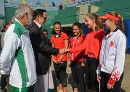 Syed tajammul abbas ITF Pakistan world junior ranking tennis championships 2018