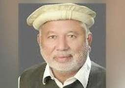 Newly elected MNA Iqbal Shah takes oath