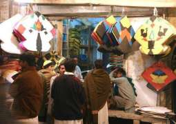 Rawalpindi Police confiscates 5,000 kites during campaign against kites flying