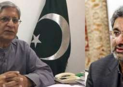 Senator Aitezaz Ahsan criticizes Prime Minister Shahid Khaqan Abbasi for campaign against judiciary