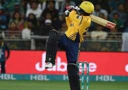 PSL3 Opener, Peshawar Zalmi Sets target of 152 runs for Multan Sultans