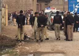 Provincial Disaster Management Authority deputy director among three injured in Peshawar explosion