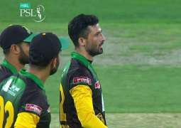 Multan Sultans thrash Lahore Qalandars in third encounter of PSL 2018