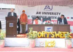 Unity in Diversity Students' Week kicks off at Air University