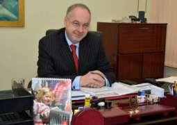 Romania eyes $500mln annual trade with Pakistan in near future: Envoy Nicolae Goia