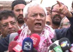 Nehal Hashmi released from Adiala Jail