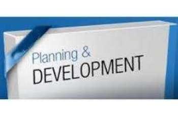 صوبائی وزیر ملک ندیم کامران دی ترقیاتی منصوبے تیکھے مکمل کرنڑ دی ہدایت