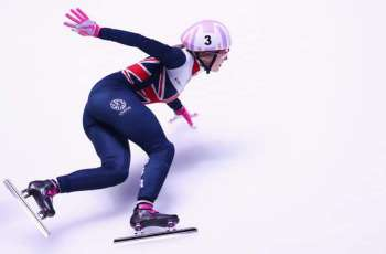 Elise Christie's Olympic curse strikes again