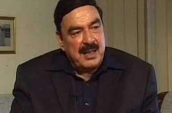 عمران خان نوں اجے ویاہ دی باضابطہ مبارک نہیں دتی: شیخ رشید
